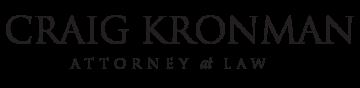 Craig Kronman, Attorney at Law - San Francisco Estate Planning & Tax Law